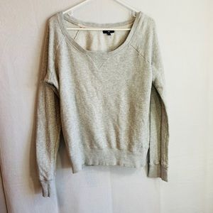 Gap woman's gray Pullover